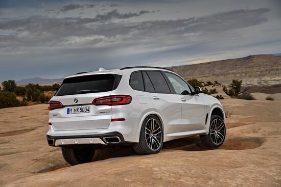 La nuova BMW X5