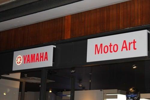 Moto Art: nuova concessionaria Yamaha a Roma (6)