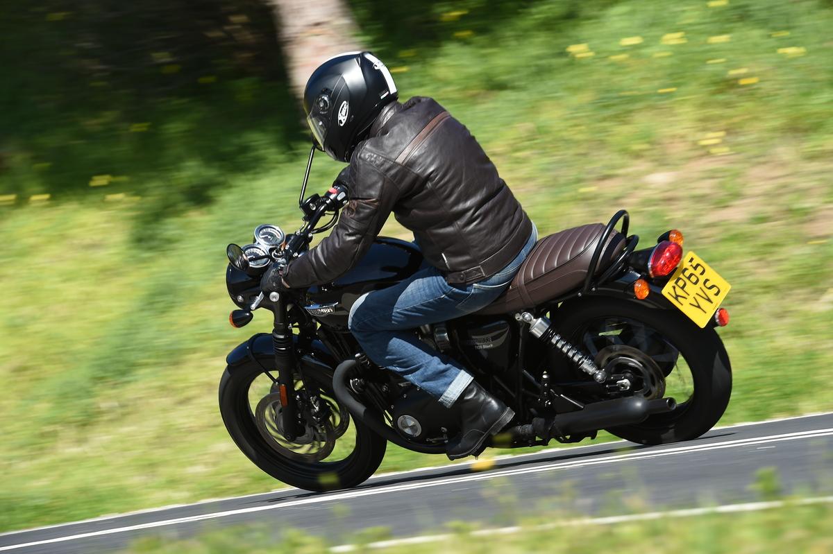 Prova Bonneville T120 Black Prove Motoit