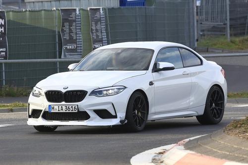 BMW M2 CS, ancora più cavalli per la M2? [Foto spia] (2)