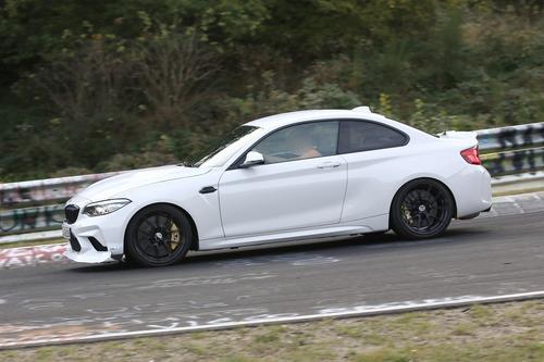 BMW M2 CS, ancora più cavalli per la M2? [Foto spia] (5)