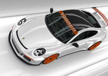 Vonnen, un kit per trasformare in ibrida la Porsche 911