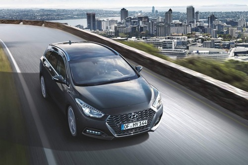 Hyundai i40 2019, restyling e motori Euro6d-TEMP (5)
