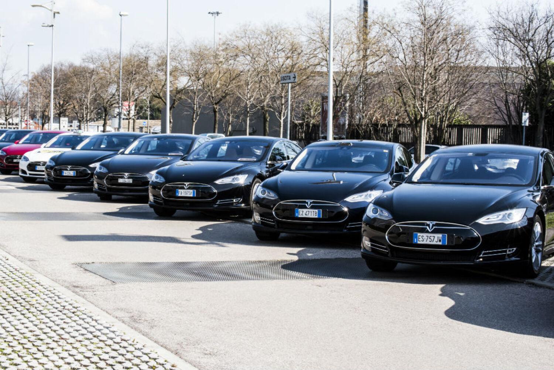 Tesla Revolution: il primo raduno italiano a Verona