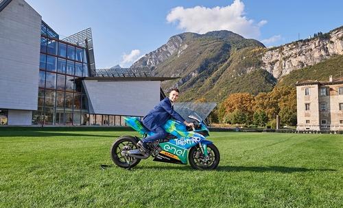 Presentato il Team Trentino Gresini MotoE (3)