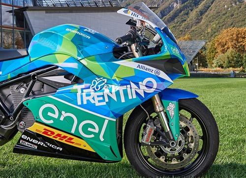 Presentato il Team Trentino Gresini MotoE (6)