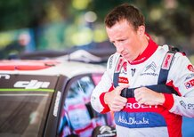 WRC18... WRC19. E finalmente… Meeke – Toyota