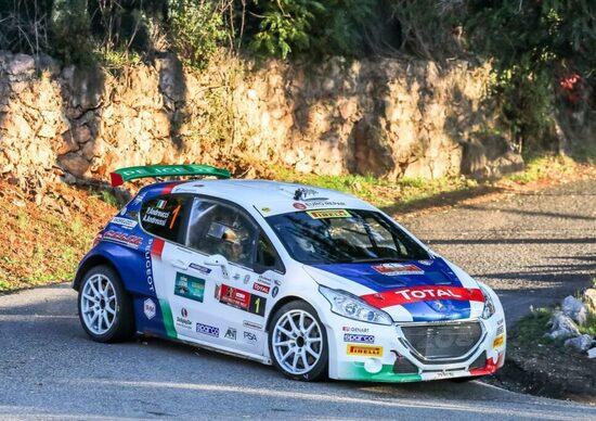 """CIR 2018-8. 2 Valli. Andreucci: """"Tutto in un Rally. Per fortuna Peugeot!"""""""