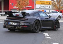 Porsche 992 GT3, a lavoro per la prossima generazione
