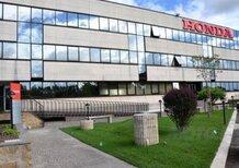 Nuove nomine e organizzazione in Honda Italia