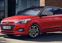 Promozione Hyundai i20: 3350 € di sconto e rata di soli 39,75 € / mese