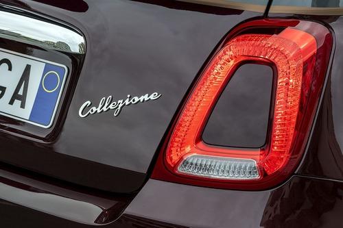 Fiat 500 Collezione: stile e colori per l'autunno (2)