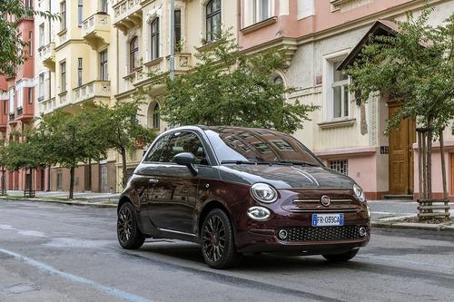 Fiat 500 Collezione: stile e colori per l'autunno