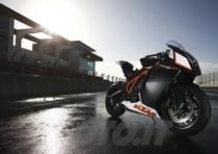 "KTM 1190 RC8 R e KIT ""Pack 4 The Track"" a 16.500€"