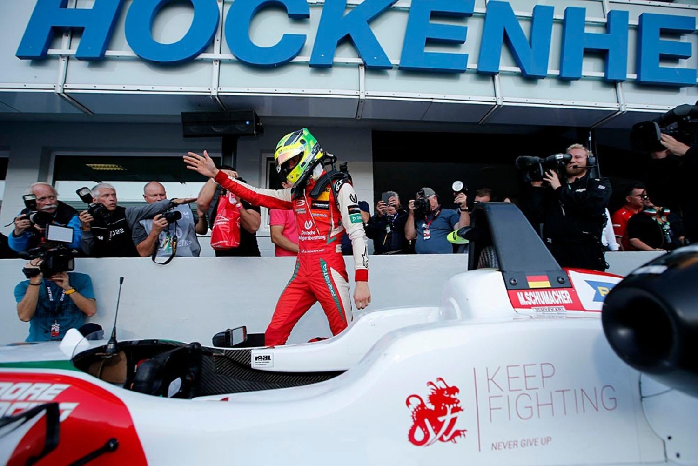 F3 FIA, Mick Schumacher campione europeo: due anni prima di papà Michael