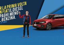 Promozione Fiat: auto diesel scontate costano meno del benzina