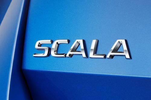 Skoda Scala: si chiama così l'erede della Rapid (2)