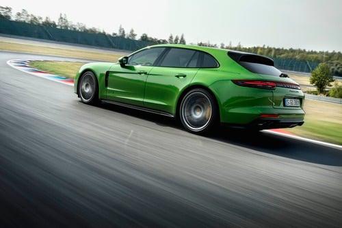 Porsche Panamera, arrivano le versioni GTS (2)