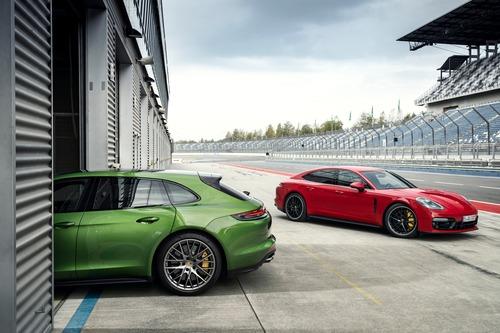 Porsche Panamera, arrivano le versioni GTS (7)