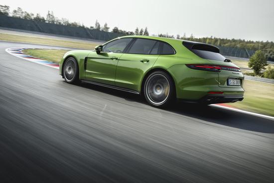 La Porsche Panamera GTS Sport Turismo