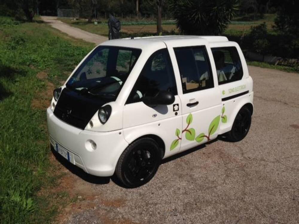 Mia Electric Mia 12kWh 3 posti del 2013 usata a Roma
