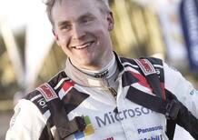 WRC: Esapekka Lappi passa a Citroen