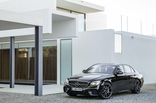 Mercedes-AMG E 43 4MATIC: la berlina da 401 CV (6)