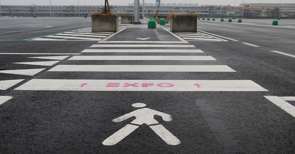 Expo, caso parcheggi: (quasi) mai utilizzati e ora abbandonati. La proposta [Video]