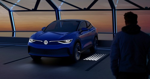 Volkswagen, Illuminazione: il futuro di gruppi ottici e segnalazioni visive dell'auto è già qui (4)