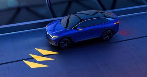 Volkswagen, Illuminazione: il futuro di gruppi ottici e segnalazioni visive dell'auto è già qui (5)