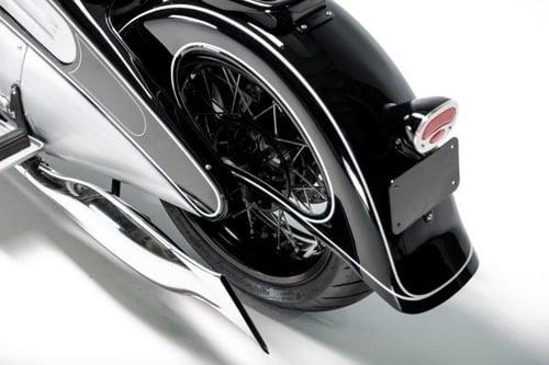 BMW R nineT Nostalgia Project, il boxer torna al 1934 (3)