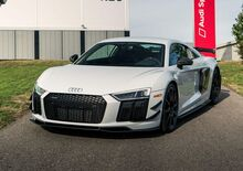 Audi R8 V10 Competition Pack, adesso anche in USA