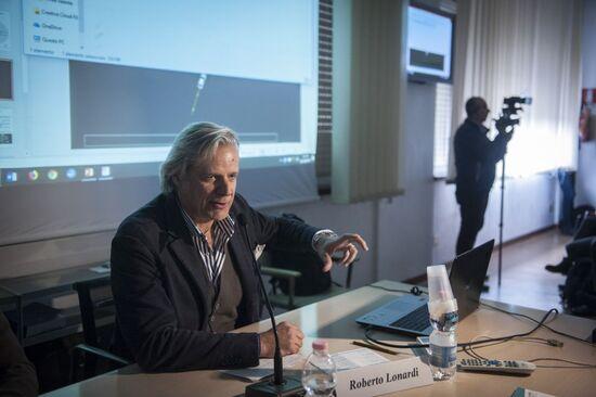 Roberto Lonardi, Responsabile delle Pubbliche Relazioni di Volvo Italia