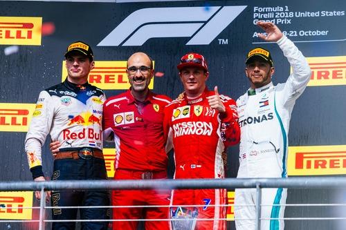 F1, GP USA 2018: le pagelle di Austin