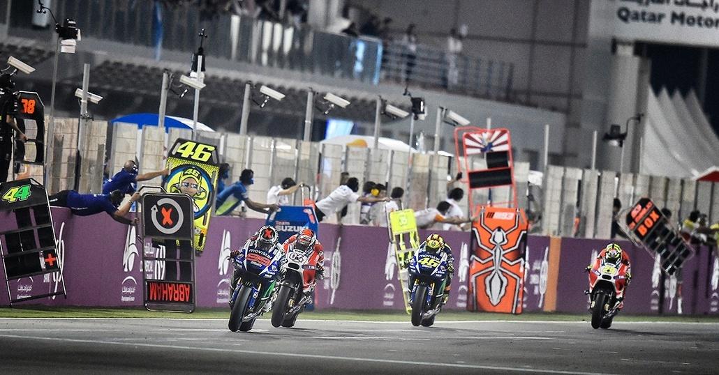 MotoGP. Orari TV del GP Qatar