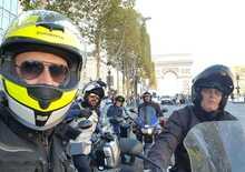 In moto dalla Sicilia alla Normandia