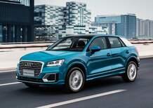 Audi Q2L, a passo lungo per la Cina