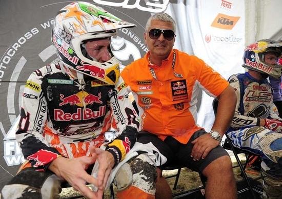 MX, il podio ceco è tutto KTM