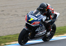 Mike Jones, di nuovo in MotoGP per sostituire Bautista