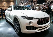 Il video della Maserati Levante al Salone di Ginevra 2016