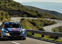 WRC 2018 RallyRACC Spagna. Fuoco & Fiamme