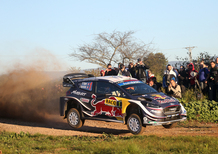 WRC18 RallyRACC Catalunia. Super Special Stage a Ogier (Fiesta M-Sport)