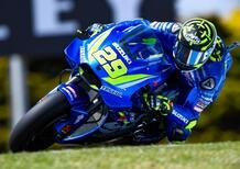 MotoGP 2018. Iannone è il più veloce nelle FP2 in Australia