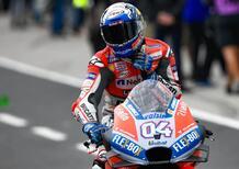 """MotoGP 2018. Dovizioso: """"Confermati i nostri miglioramenti"""""""