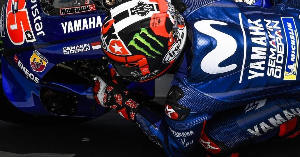 MotoGP 2018. Vinales vince il GP d'Australia