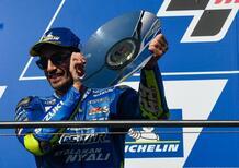 MotoGP 2018. Iannone: Merito mio se la Suzuki è così competitiva