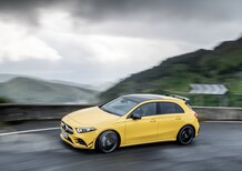 Mercedes-AMG A 35: ordini aperti in Germania, ecco il prezzo