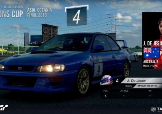 GT Sport, l'aggiornamento arriva il 6 novembre con nuove auto