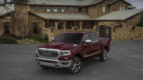 La Dodge RAM 1500 2019