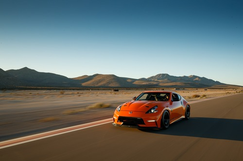 Nissan 370Z Project Clubsport 23, allestimento racing per la pista (3)